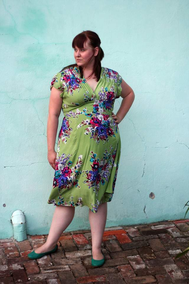 Trashy Divaolivine in plus sizes on Ashe Mischief