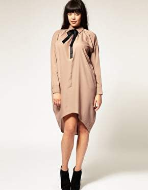 What's Haute Now: ASOS Curve Shirtdress