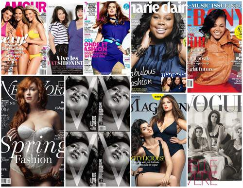 Plus Size Media Topics that Should Be Covered