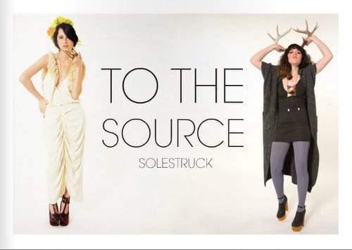 SOLESTRUCK Fall 2011 Look Book