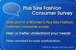 Take the Plus Size Fashion Survey