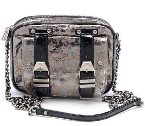 Rebecca Minkoff Antracite Puzzle Boyfriend Bag