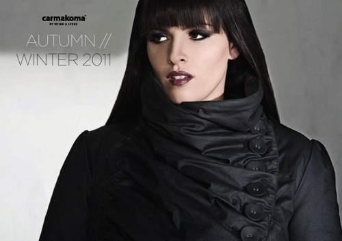 Danish Plus Size Designer CarmaKoma Fall 2011