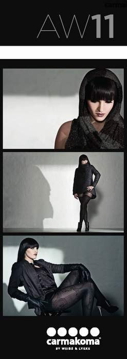 Plus Size Danish Designer CarmaKoma Fall 2011