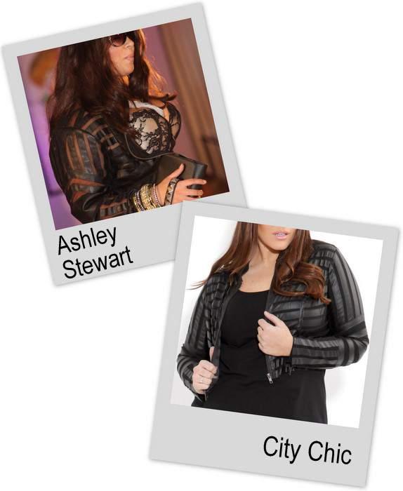 Ashley Stewart vs City Chic