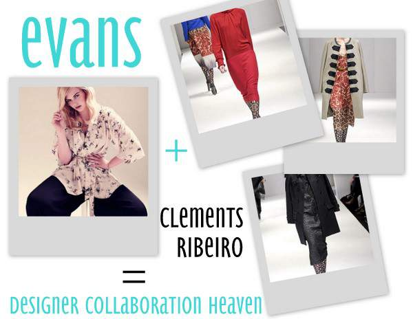 Clements Ribeiro and Evans Collaboration
