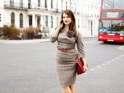 huge selection of 2cb90 39a8b Tara Lynn for BY S.Oliver Fall 2011 | The Curvy Fashionista