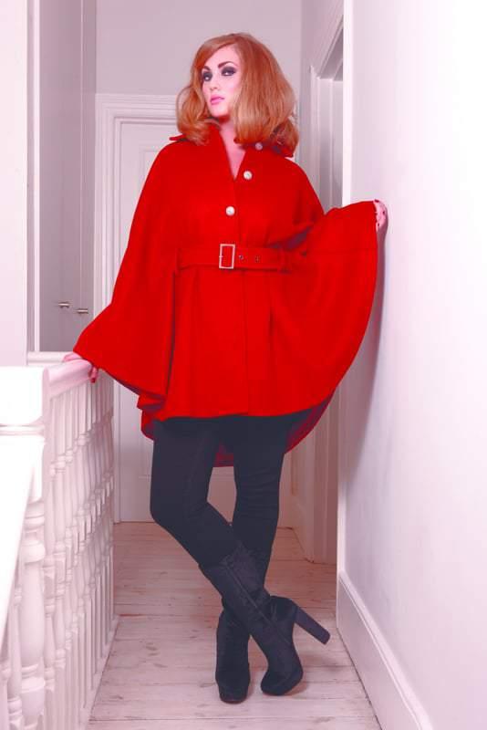 Plus Size Designer Anna Scholz Black Label Fall 2011