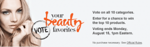 The Nordstrom Beauty Awards