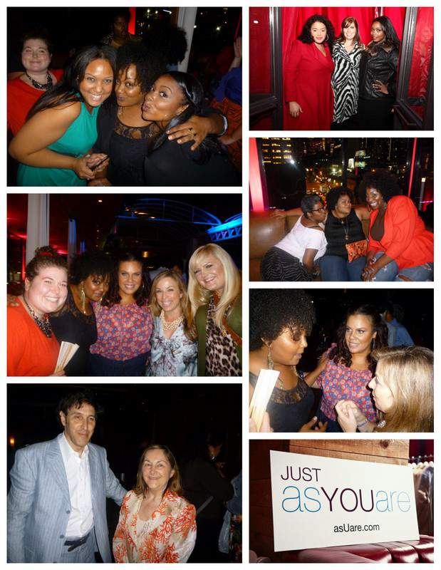 Just As U Are Blogger Conference hosted by Plus Model Magazine