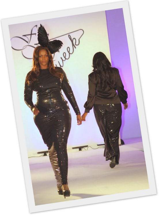 Fall Plus Size Trend Spotlight- Sequins