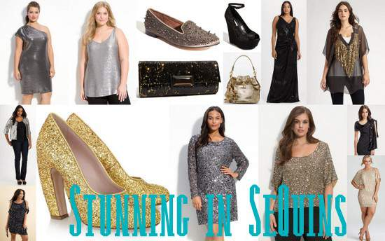 Plus Size Fall 2011 Trend Spotlight: Sequins