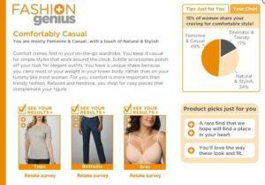 The Curvy Fashionista's Fashion Genius Profile