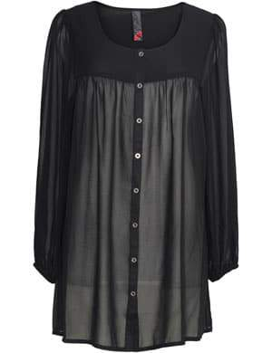 VETO Chiffon Blouse at Navabi