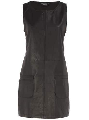 Dorothy Perkins Leather Dress