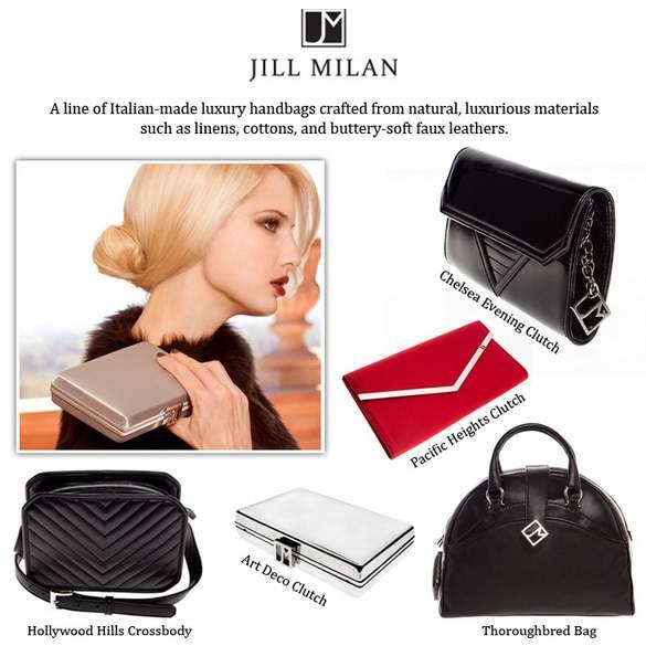 Jill Milan Fall 2011 Collection