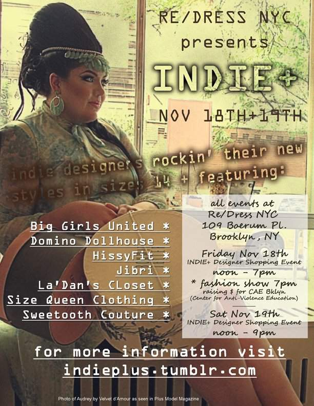 Final Redress indie plus Event