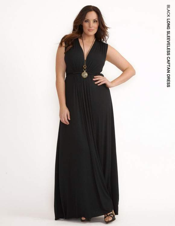 Rachel Pally White Label Holiday 2011: Sleeveless Caftan