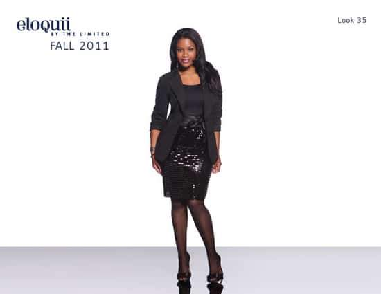The Eloquii for the Limited Fall 2011 Launch Look Book