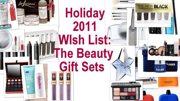 Holiday Wish List- 30+ Beauty Gift Sets