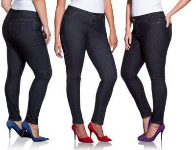 Eloquii skinny jeans