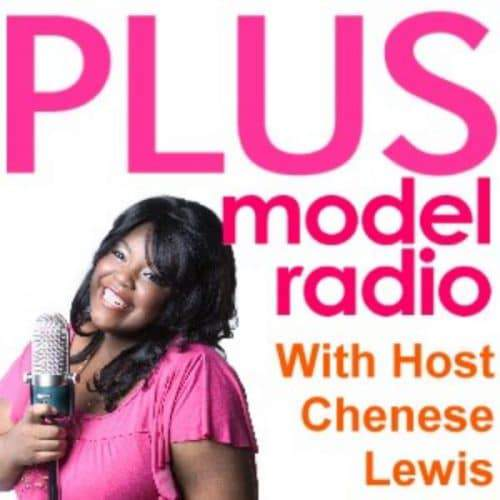 Plus Model Radio sponsors The Curvy Fashionista's Anniversary Party