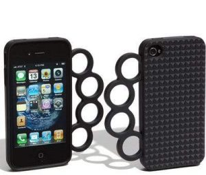 Rebecca Minkoff Knuckles iPhone Case