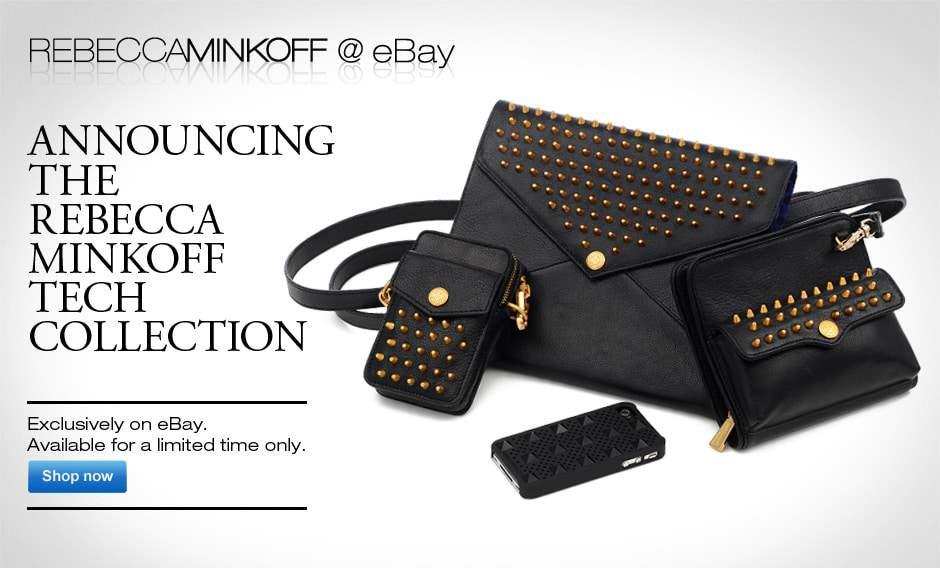 Rebecca Minkoff for eBay Fashion Vault
