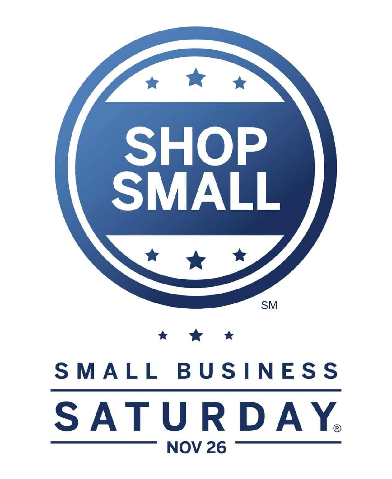 After Black Friday comes Small Business Saturday!