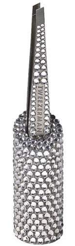 Tweezerman Swarovski Crystal Tweezers and Stand