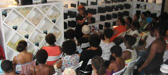 Loving your Hair with Natural care Workshops