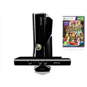 Xbox Kinect Console Bundle