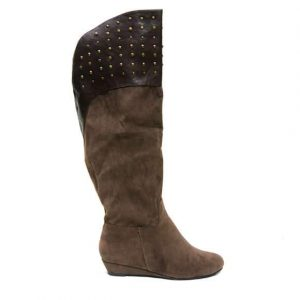 Wide Width and Wide Calf Boots: Barefoot Tess Italy