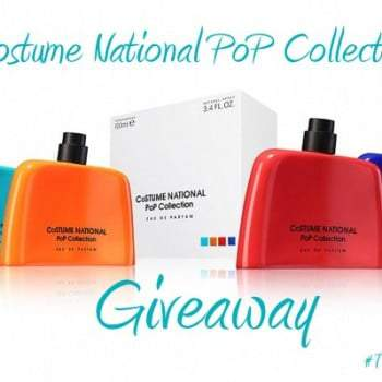POP Collection Costume National Giveaway