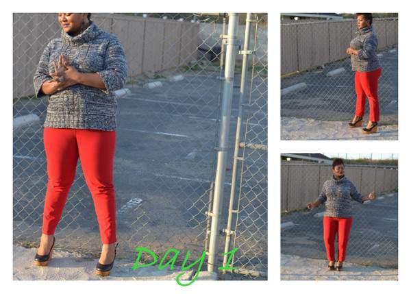 #TCFturns3 Giveaway: eloquii's 5 Ways to Wear It Sweater Giveaway!