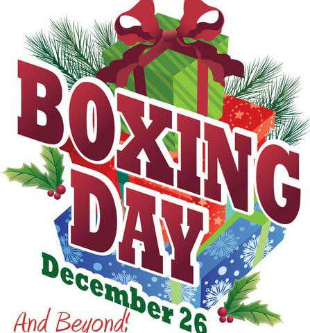 The Plus Size Boxing Day / After Christmas Holiday Sales