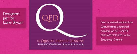 QFD by Qristyl Frazier Now Online and In Stores at Lane Bryant