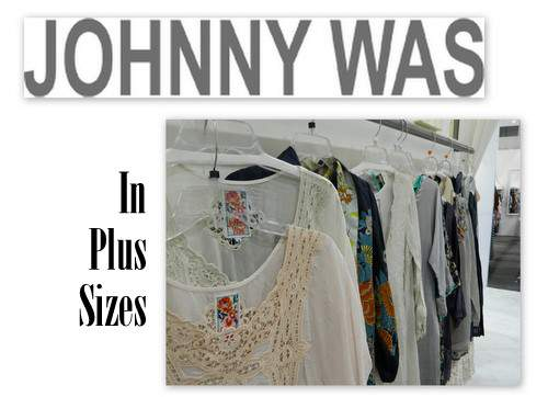MAGICLV from a Plus Size Perspective: Johnny Was Plus Size