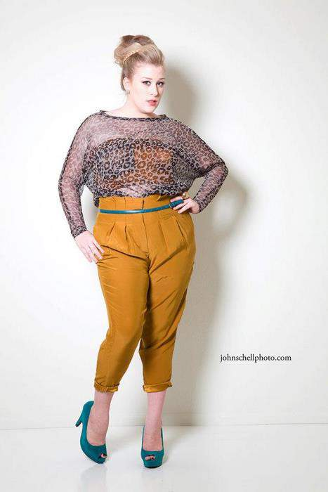 New Plus Size Designer Ashley Nell