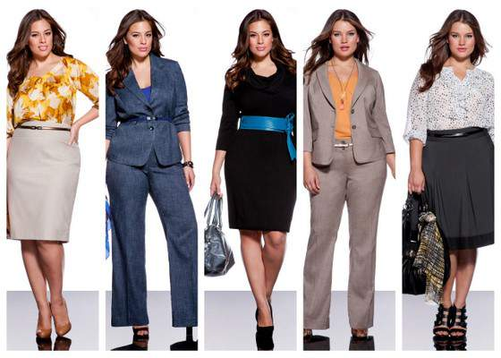 Poised, Polished, Professional, and Plus Size: The Plus Size Wear to Work Essentials