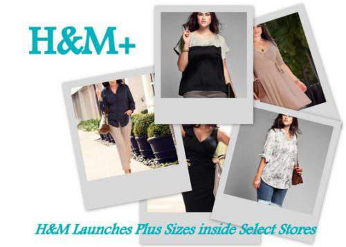 H&M+ Launches Inside Select Stores
