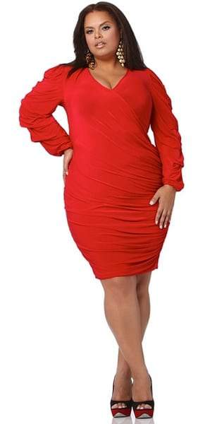 A Plus Sized Valentine's: Date Night Dress Picks
