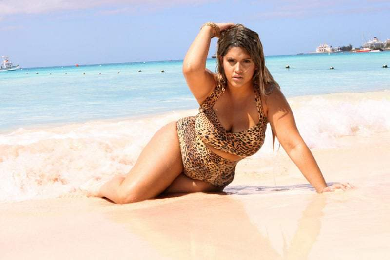 Monif C Plus Sizes Resort 2012 Swimwear Collection: Sau Paulo Bikini