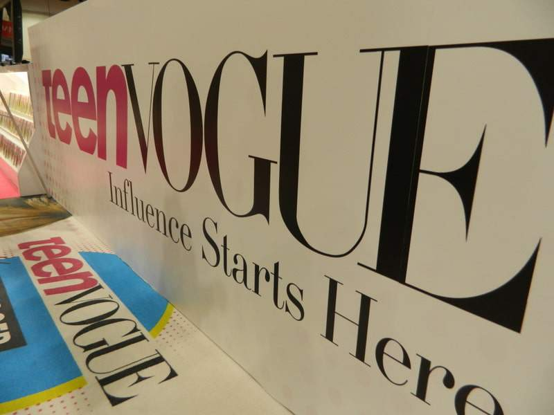 MAGIC Teen Vogue Blogger Lounge- The Curvy Fashionista