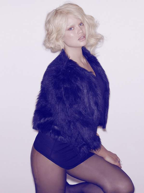 Plus Size Designer, Damn You Alexis AW 2012 Collection: Ne dérangez pas