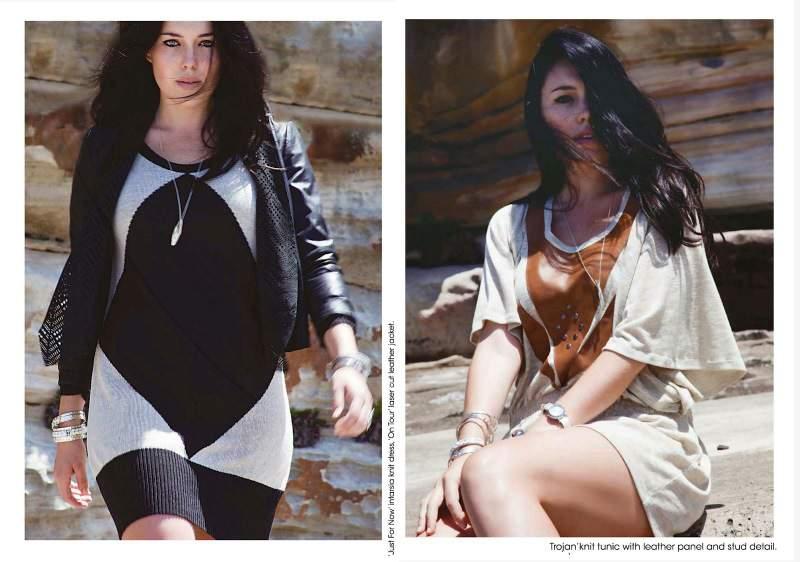 Australian Plus Size Designer Look Book: 17 Sundays