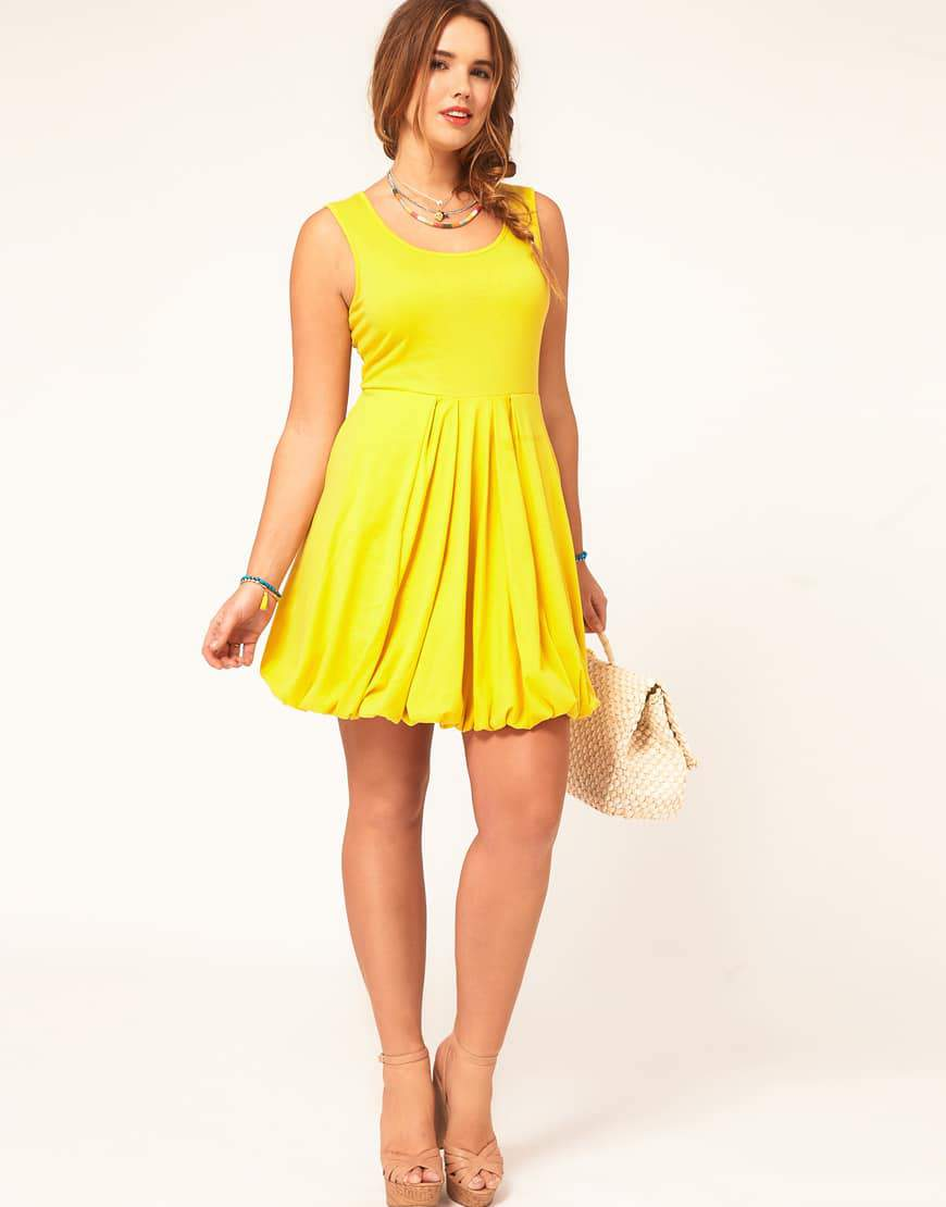 I Gotta have it: ASOS Curve Tank Dress