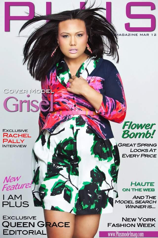March 2012 Plus Model Magazine Feature: I am Plus