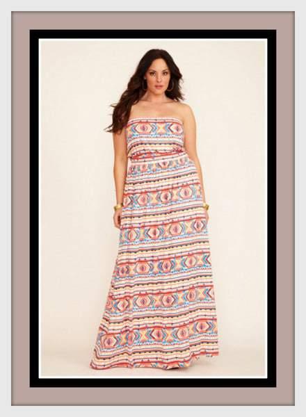 Rachel Pally White Label: Plus Size Talmadge Dress