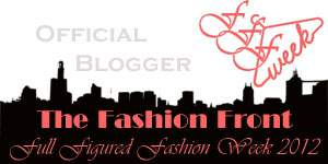 Full Figured Fashion Week 2012 Fashion Front